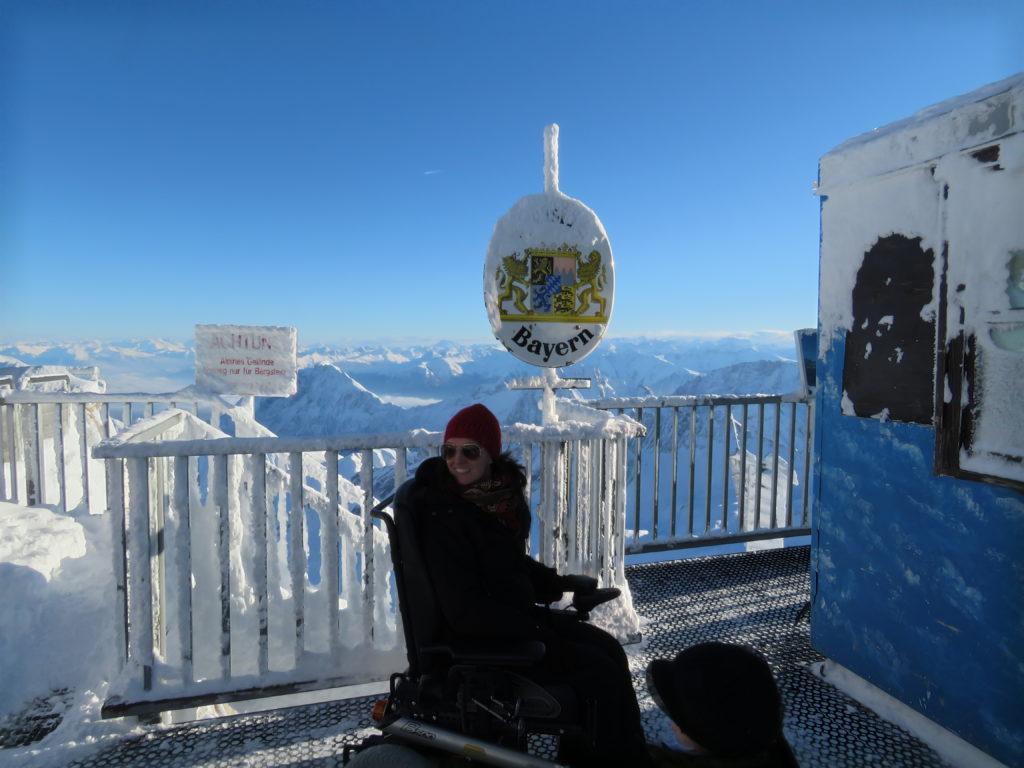 Zugspitze barrierefrei